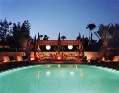 The Parker Palm Springs via La Dolce Vita