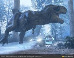 Jurassic Park by antonio peres - Community for CG Artists