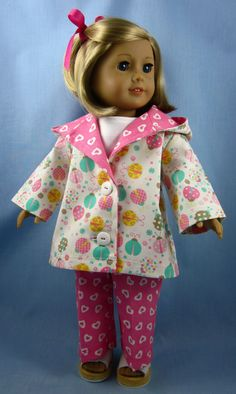 American Girl Doll Clothes  Jacket Pants and by SewMyGoodnessShop, $29.00