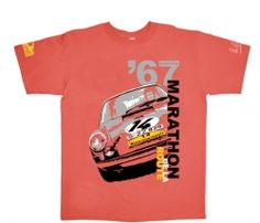 1967 Vic Elford Porsche 911 car t-shirt | Car Gifts, Motoring Gifts and Merchandise | Gearbox Gifts