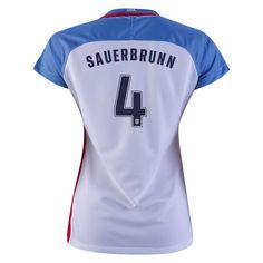 f755d87a3 2016 Becky Sauerbrunn Jersey Home Women s USA National Team Soccer City