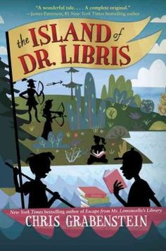J FIC GRA. A twelve-year-old boy, worried that his parents may divorce, discovers that an island in the middle of the lake where he is spending the summer is the testing grounds of the mysterious Dr. Libris, who may have invented a way to make the characters in books come alive.