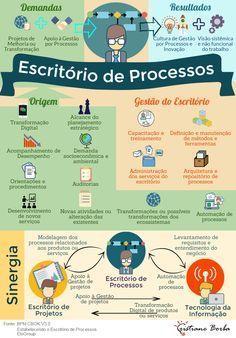 BPM & Business Transformation & Inovação: Escritório de Processos