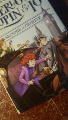 Scherlock Lupin & io- Il signore del crimine  (Irene Adler)