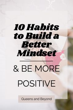 Learn how to be more positive with these 10 tips. Be positive quotes Positive Mindset, Positive Quotes, How To Handle Conflict, Negative Person, Manifestation Meditation, Positive People, Self Awareness, Coping Mechanisms, Stress And Anxiety