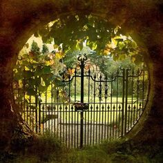 Your backyard will lose its prominence without a garden gate. Try these 39 gorgeous garden gate ideas below and make your own one. You will find these garden gates are not limited to creativity. Garden Gates, Garden Art, Garden Entrance, Backyard Gates, Cement Garden, Garden Doors, The Secret Garden, Secret Gardens, Hidden Garden