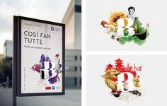 Bregenzer Festpiele – Branding on Behance