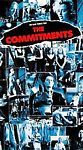 An Alan Parker Film The Commitments VHS tape movie musical Robert Arkins R
