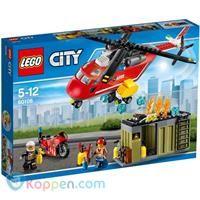 LEGO City Brandweer Inzetgroep - 60108 -  Koppen.com