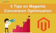 5 Tips on Magento Conversion Optimization
