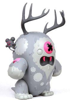 Buff Monster