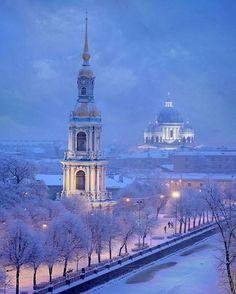 "rococo-girls-shrine: "" St. Petersburg, Russia """
