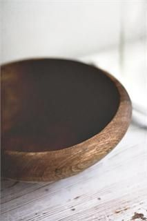 Wise Bowl of the Day: holding the simplicity of the ages; reminding us we have enough
