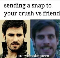A few Ouat memes Random - Once Upon a Time - Once Upon A Time Funny, Once Up A Time, Funny Relatable Memes, Funny Quotes, Ouat Quotes, Outlaw Queen, Killian Jones, Killian Hook, Between Two Worlds