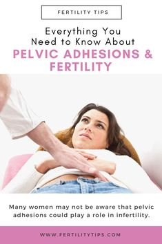 Pelvic adhesion is the medical term for pelvic scar tissue and can be caused by a number of reasons including previous pelvic or abdominal surgery, endometriosis, or infections and inflammation. What many don't know is that if the adhesion is found near the fallopian tubes, the ovaries or the uterus, it can lead to infertility. Find out more about pelvic adhesions and their impact on fertility, here: Fallopian Tube Blockage, Pelvic Inflammatory Disease, Types Of Surgery, Causes Of Infertility, Laparoscopic Surgery, Ectopic Pregnancy, Endometriosis, Medical Conditions, Number