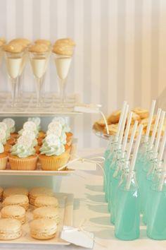 cute wedding food!