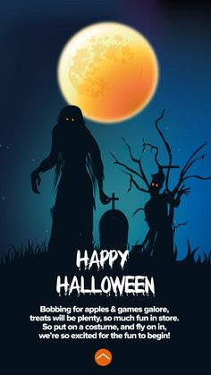 Reach your customers, friends and family with simple, professional content on time-sensitive topics to attract traffic to your #business. This simple Happy #Halloween video animation can be created in various formats and shared to all social media platforms such as #Facebook, #Instagram, #Twitter and #LinkedIn, and also shared to Instagram and Facebook Stories. It's important to edit content for cross-platform campaigns to optimize reach and viewing experiences for followers. #socialmedia Halloween Gif, Scary Halloween Decorations, Halloween Quotes, Happy Halloween, Halloween Witches, Halloween Design, Haunted House Props, Haunted Houses, African Drawings