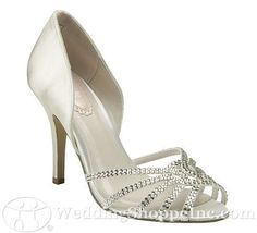 Order a Pink by Paradox London Precious Wedding Shoes at The Wedding Shoppe today