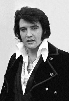 The One and Only ELVIS...Got to see him in concert in Louisville in 1974...