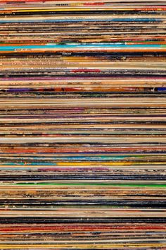 Pile of vinyl. Love. So much.