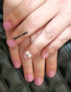 Sofias matte nails
