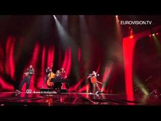 Dino Merlin - Love In Rewind (Bosnia & Herzegovina) - Live - 2011 Eurovision