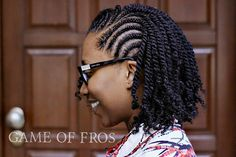 natural hairstyles and color for black women African Braids Hairstyles Pictures, Braided Mohawk Hairstyles, Natural Afro Hairstyles, Twist Hairstyles, Dreadlock Hairstyles, Black Hairstyles, Wedding Hairstyles, Hair Twist Styles, Hot Hair Styles