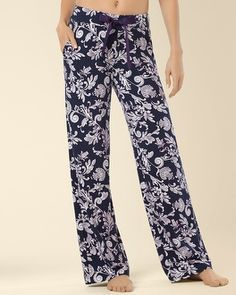 Soma Intimates Embraceable Pajama Pant Fortune #somaintimates #MySomaWishList