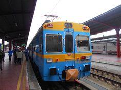 Tren Rio Eresma de la AAFM