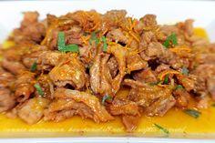 Orange chicken (a.k.a. chicken with orange sauce)