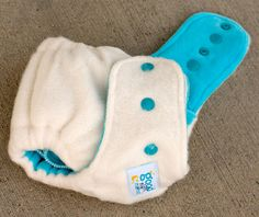 Love our cloth diapers
