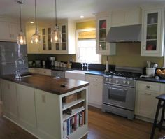 Love the color of the appliances