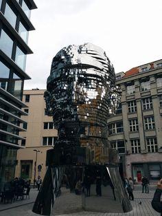 #Prague #FranzKafka