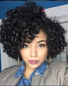 Beautiful Curls IG:@actually_ashly #naturalhairmag