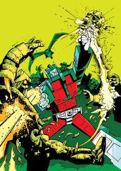 Transformers - dcjosh on deviantART