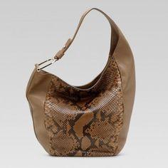 Gucci 257050 Ectkg 2159 Greenwich'Medium Umh?ngetasche mit Steigb��gel Detai Gucci Damen Handtaschen