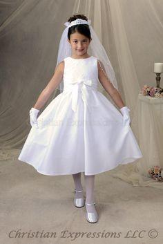 #First #Communion #Dress