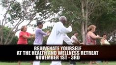 RENEW YOU… IN SAINT LUCIA Saint Lucia hosts the second annual Health & Wellness Retreat November 1-3, 2013 Health Retreat, Health And Wellness, Saint Lucia, Release Stress, Weight Control, Pain Management, Health Coach, Diabetes, Coaching