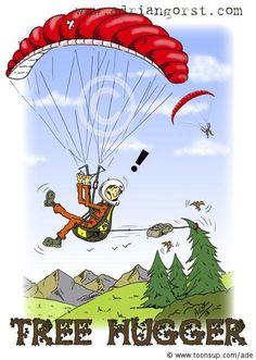 tree_hugger_reserve_parachute_paragliding_cartoon_080211_1836.jpg (438×615)