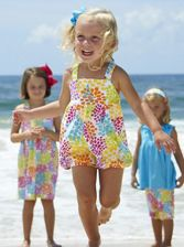 Coordinating outfits for siblings, cousins and friends @ www.kellyskids.com/AshleyTabb