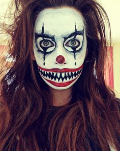 Jade Louise Makeup | It's only make believe...: Clowning around...
