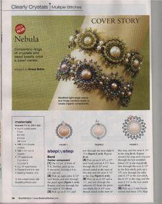 Схемы: Браслеты. Архив Beads and Button 2010. Часть 2
