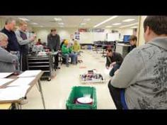 Port Students' FIRST Robotics Build Under Way - Port Washington-Saukville, WI Patch