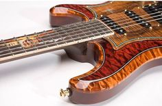 Knaggs Creation Series - what a finish! Lickable!
