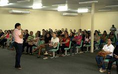 Com o tema 'Boas práticas na cozinha escolar', Seduc promove formação técnica direcionada a merendeiros