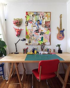 A Home Full of Creativity and DIY Design | Design*Sponge