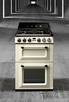 1000 images about smeg ovens and cookers on pinterest. Black Bedroom Furniture Sets. Home Design Ideas