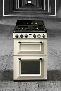 1000 images about smeg ovens and cookers on pinterest. Black Bedroom Furniture Sets. Home Design Ideas