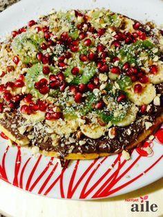 Ev yapımı tavada waffle tarifi – Keto tarifleri – The Most Practical and Easy Recipes Turkish Breakfast, Yogurt Breakfast, Breakfast Bars, Breakfast Recipes, Waffle Recipes, Snack Recipes, Dessert Recipes, Snacks, Kool Aid