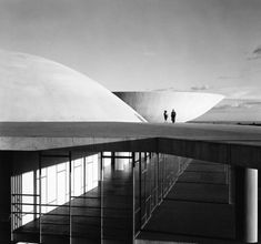 in memoriam Oscar Niemeyer © Marcel Gautherot